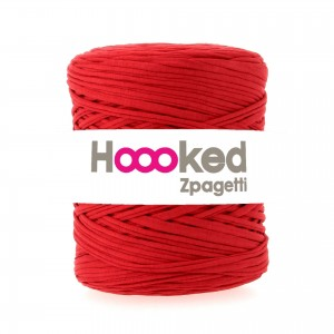 Hoooked Zpagetti Κόκκινο