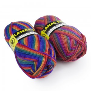 Iris Socks