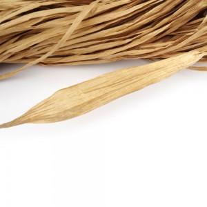 Ψάθα- Raffia Φυσική Οικολογική Μπεζ