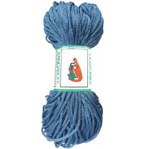 Κορδόνι Πολυπροπυλένιο Μεταλλίκ Μπλε Τζιν 226