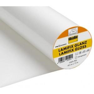 Θερμοκολλητική διαφανής Gloss μεμβράνη LAMIFIX Vlieseline