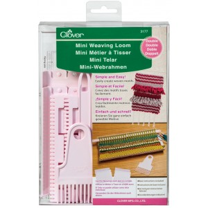 Large Weaving Loom - Μεγάλος αργαλειός διπλός Clover 3177