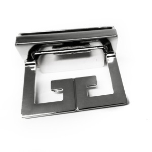 Κούμπωμα Μαίανδρος Μαύρο Νίκελ 4,8Χ4,4 cm