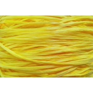 Ψάθα - Raffia Μονόχρωμη Ματ Κίτρινο 10