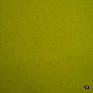 Τσόχα Φελτ 1-1,2mm Λεπτή 43