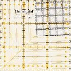 Χάρακας για πάτσγουορκ PRYM  15x15cm 611 306