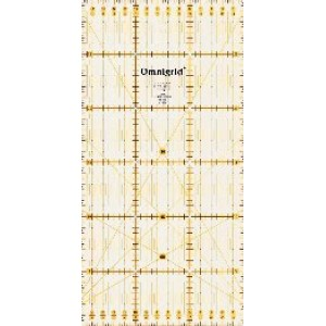 Χάρακας για πάτσγουορκ PRYM  15x30cm 611 307